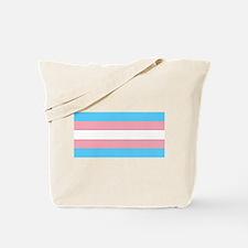 Cute Transgender Tote Bag