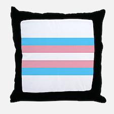 Cute Transgender Throw Pillow