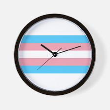 Unique Transgender Wall Clock