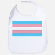 Cute Rainbow flag Bib