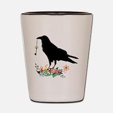 Crow Shot Glass