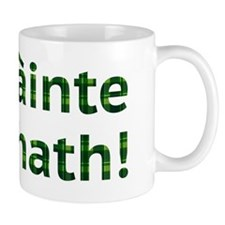 Scottish Blessings. Slainte Mhath! Small Mug