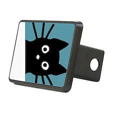 Cute Black cat Hitch Cover