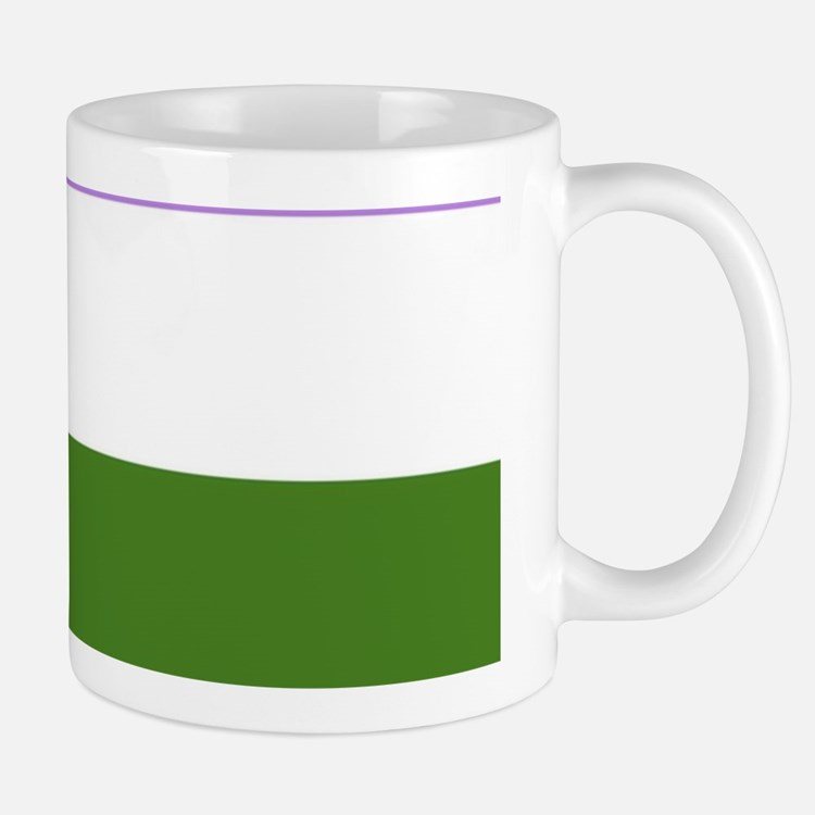 Non-binary Flag Mug