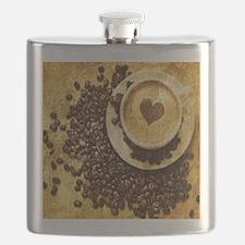 Cute Espresso Flask