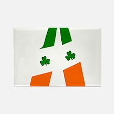 Irish flag beer bottles Magnets