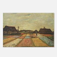 Vincent Van Gogh Bulb Fields Postcards (Package of