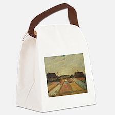 Vincent Van Gogh Bulb Fields Canvas Lunch Bag