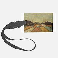 Vincent Van Gogh Bulb Fields Luggage Tag