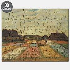 Vincent Van Gogh Bulb Fields Puzzle