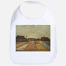 Vincent Van Gogh Bulb Fields Bib