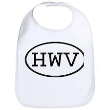 HWV Oval Bib
