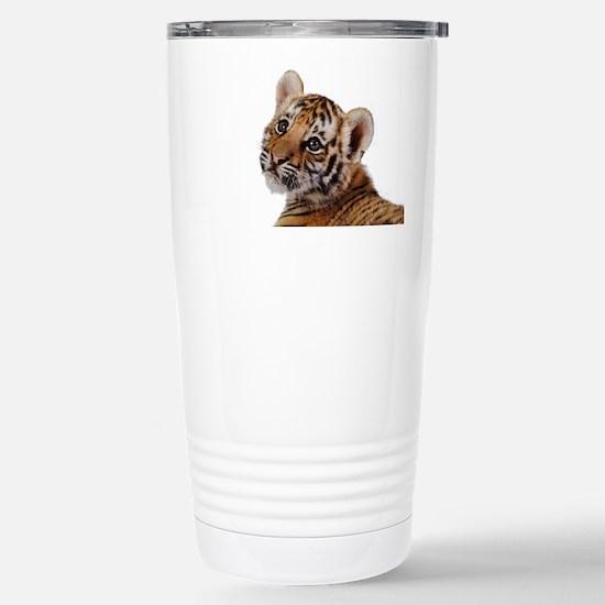 baby tiger Travel Mug
