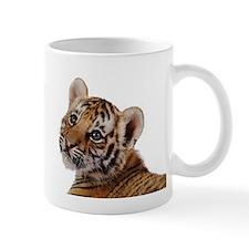 baby tiger Mugs