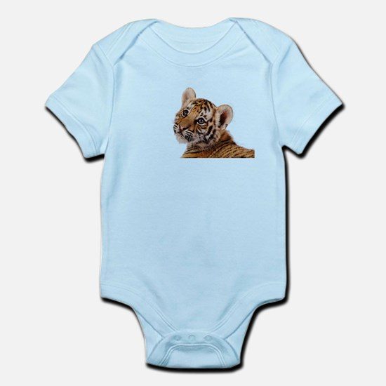 baby tiger Body Suit