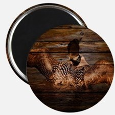 Cute Duck hunting Magnet