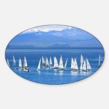 nautical sailboats Decal