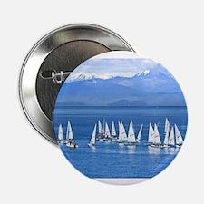 "nautical sailboats 2.25"" Button (10 pack)"