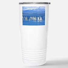 nautical sailboats Travel Mug