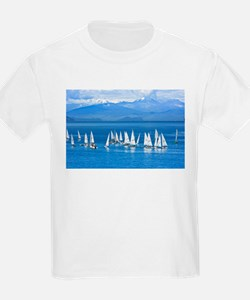 nautical sailboats T-Shirt