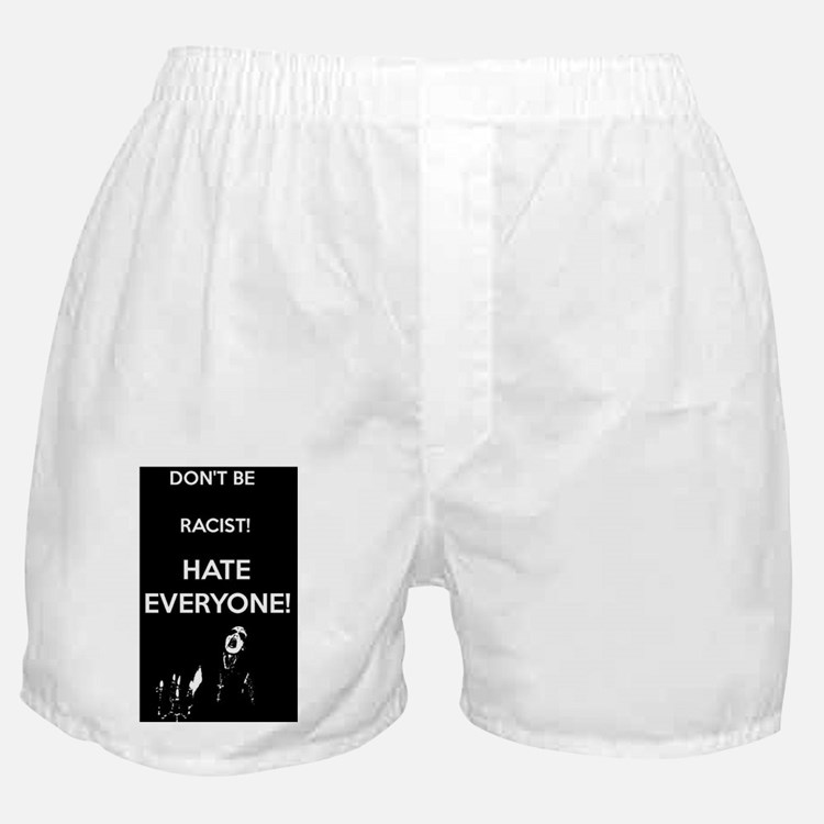 HATE EVERYONE Boxer Shorts