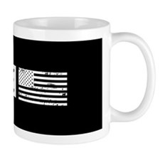 U.S. Flag: Seattle Small Mug
