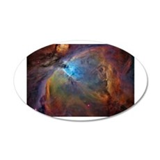 art orion nebula NASA Wall Decal