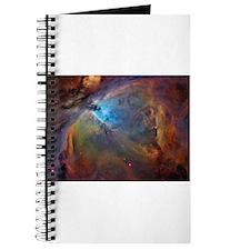art orion nebula NASA Journal
