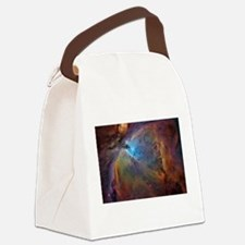 art orion nebula NASA Canvas Lunch Bag