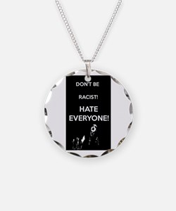 HATE EVERYONE Necklace