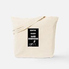 HATE EVERYONE Tote Bag