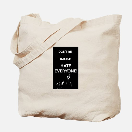 HATE EVERYONE Tote Bag