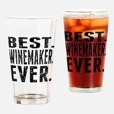 Best. Winemaker. Ever. Drinking Glass