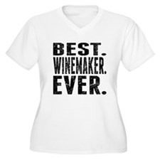 Best. Winemaker. Ever. Plus Size T-Shirt