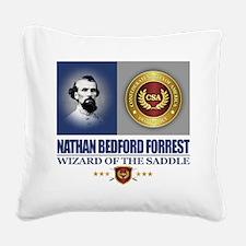 Forrest (C2) Square Canvas Pillow