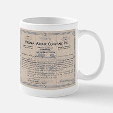 Virginia Airship Mug