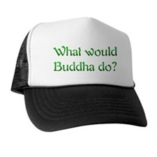 What Would Buddha Do Trucker Hat