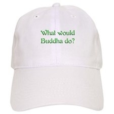 What Would Buddha Do Baseball Cap