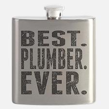 Best. Plumber. Ever. Flask