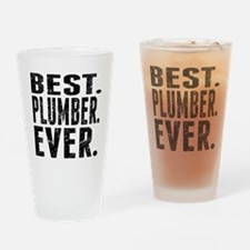 Best. Plumber. Ever. Drinking Glass