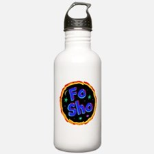 fo sho Water Bottle