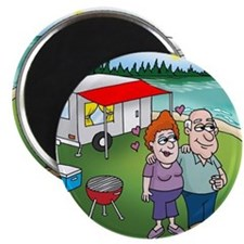 """Cool Couples 2.25"""" Magnet (10 pack)"""
