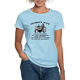 Farmers wife Women's Light T-Shirt