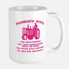 Farmer's Wife Joke Mugs