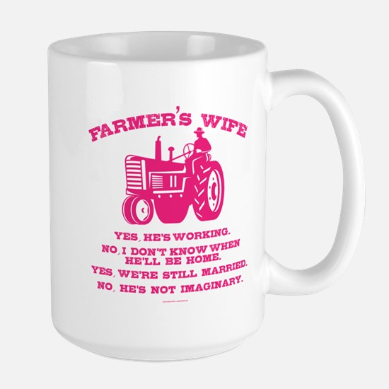 Farmer's Wife Joke Mugs