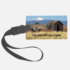 New Home with a View Luggage Tag
