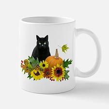 Fall Cat Mug