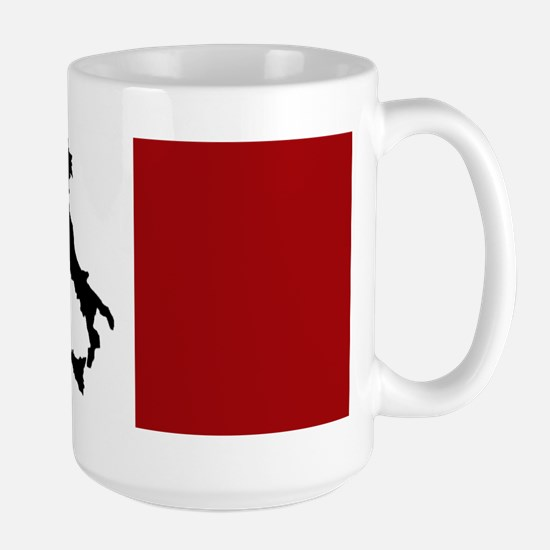 Italian Flag & Boot Mugs