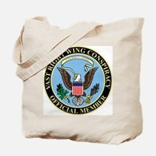 Official Member of the Vast Ri Tote Bag