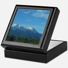 Mt. Shasta Keepsake Box
